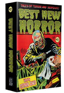 BEST NEW HORROR #27 [Trade Paperback] Edited by Stephen Jones